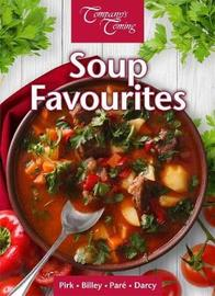 Soup Favourites by Jean Pare image