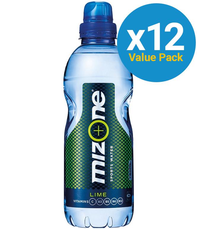 MiZone Lime 750ml (12 Pack) image