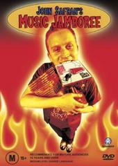 John Safran's Music Jamboree - Collector's Edition (2 Disc Set) on DVD