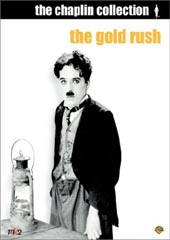 Charlie Chaplin - The Gold Rush on DVD