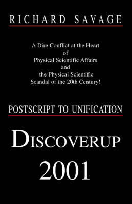 Discoverup 2001 by Richard Savage