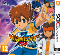 Inazuma Eleven Go: Shadow for 3DS
