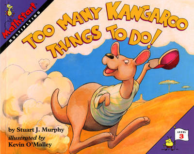 Too Many Kangaroo Things to Do! by Stuart J Murphy image
