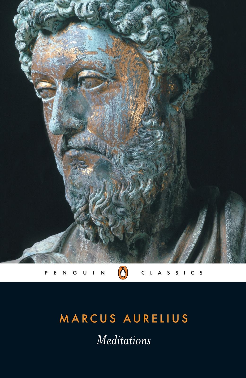 Meditations by Marcus Aurelius image