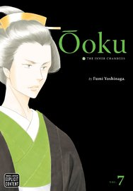 Ooku: The Inner Chambers, Vol. 7 by Fumi Yoshinaga