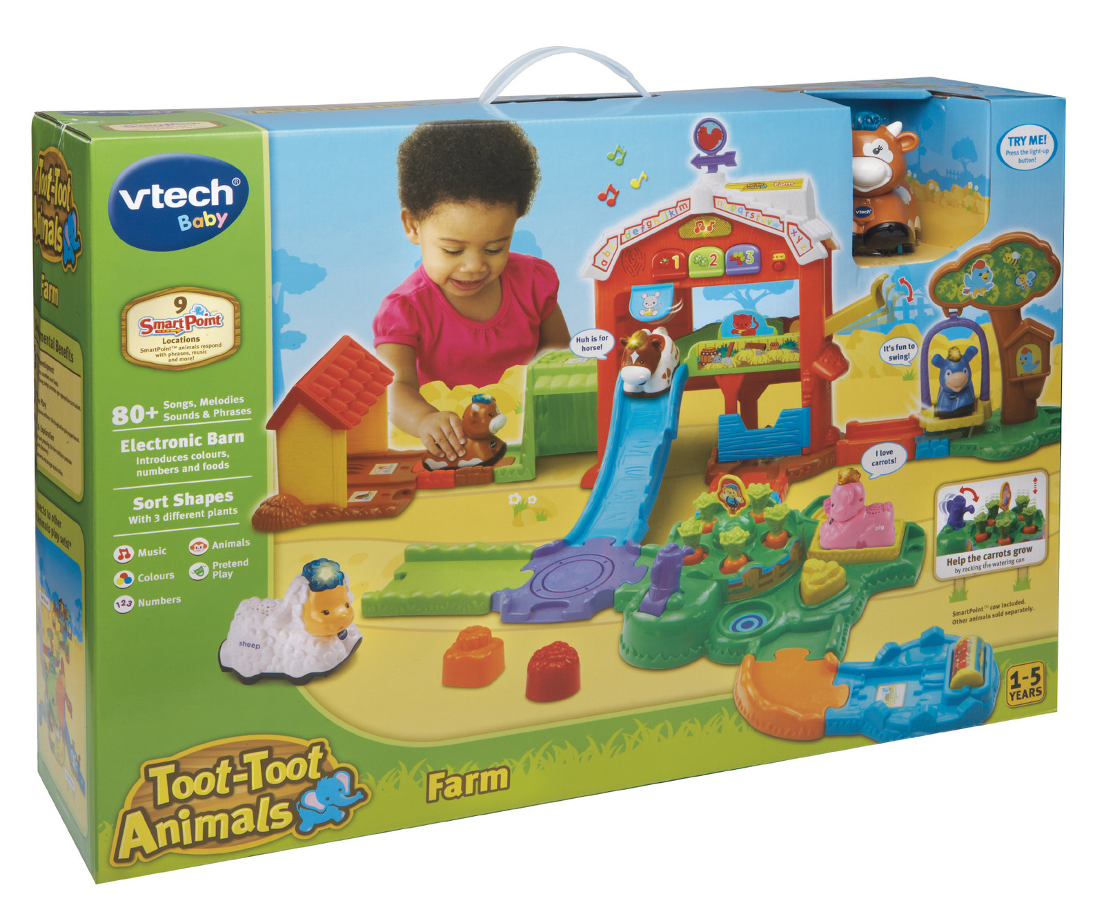 Vtech Toot Toot Animals Farm Toy