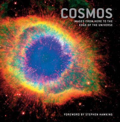 Cosmos: Images from Here to the Edge of the Universe by Mary Baumann image