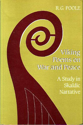 Viking Poems on War and Peace by Russell Poole image