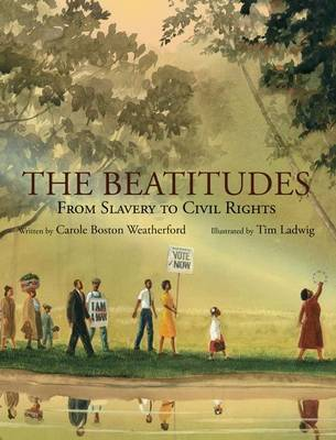 The Beatitudes by Carole Boston Weatherford image