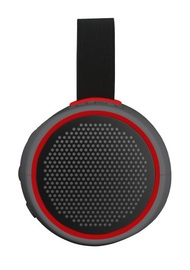 Braven: 105 Portable Wireless Speaker - Gray/Red