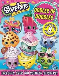 Shopkins Oodles of Doodles by Buzzpop