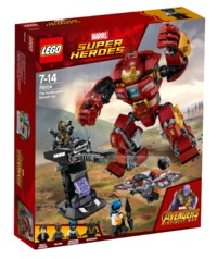 LEGO Super Heroes: The Hulkbuster Smash-Up (76104)