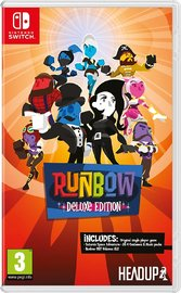 Runbow Deluxe Edition for Switch