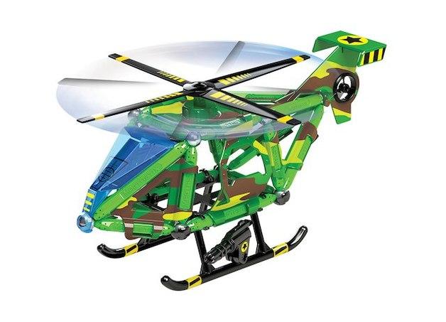 Magtastix: Magnetic Building Set - Helicopter