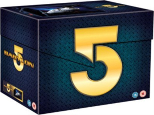Babylon 5 The Complete Collection on DVD