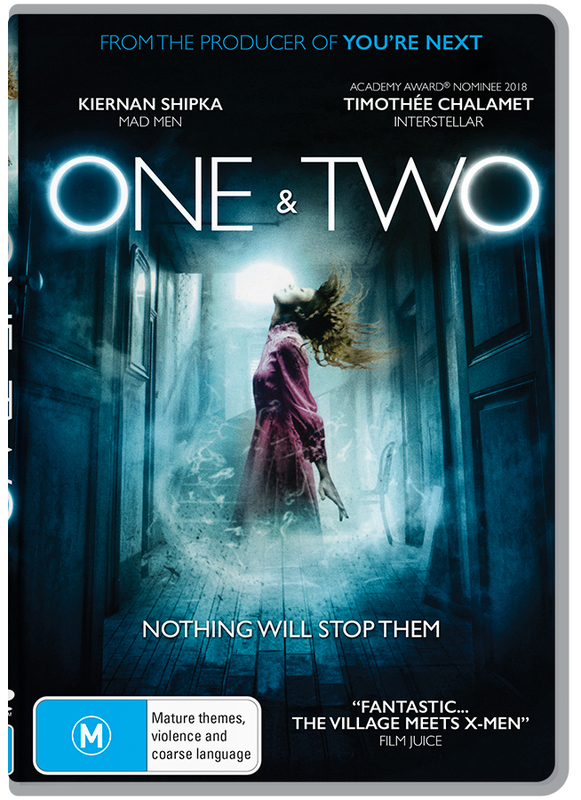 One & Two on DVD