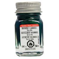 Testors: Metallic Enamel Paint - Metal Flake Green image