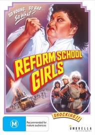 Reform School Girls on DVD