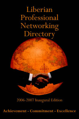 Liberian Professional Networking Directory by T., Nelson Williams II image