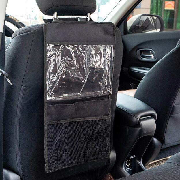 Ape Basics: Car Seat Back Organizer for Ipad image
