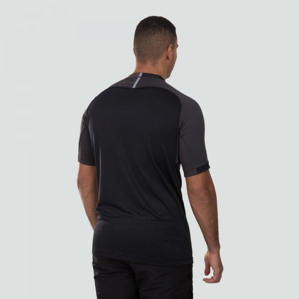 Canterbury Mens Vapodri Evader Jersey- Black (2XL) image