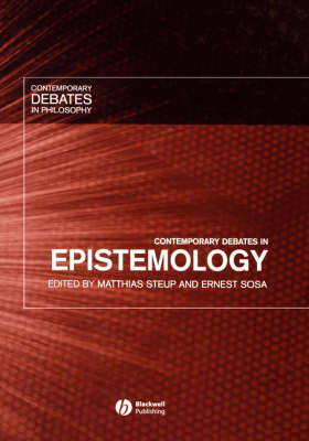 Contemporary Debates in Epistemology image
