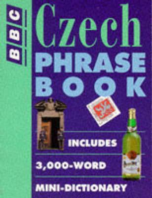 BBC Czech Phrase Book by Zuzana Zrustova image