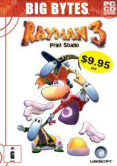 Rayman 3 Print Studio for PC Games