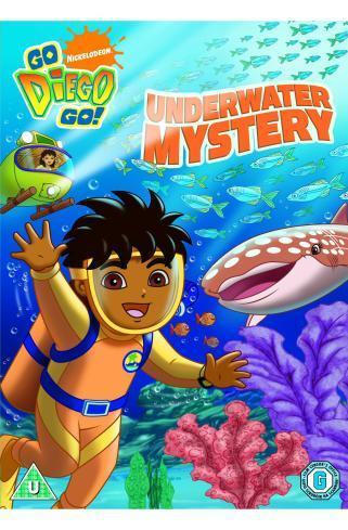 Go Diego Go: Underwater Mystery on DVD