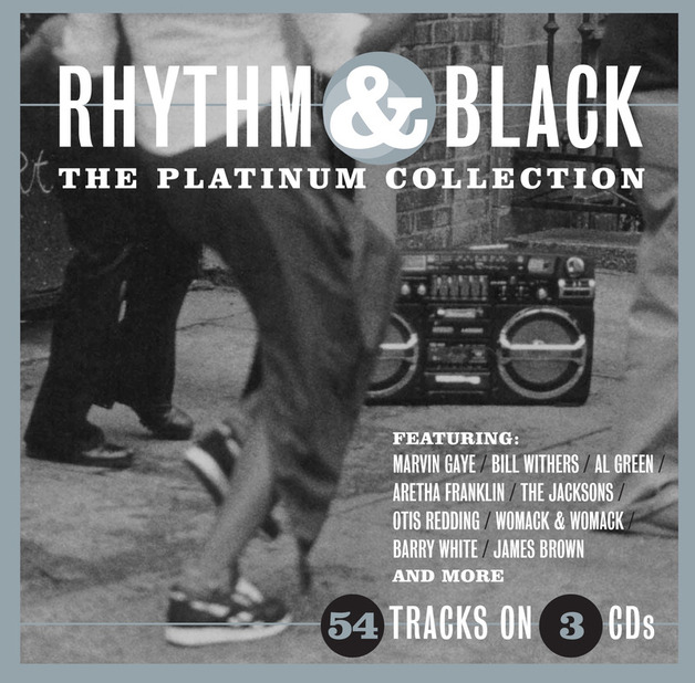 Rhythm & Black: The Platinum Collection (3CD) by Various