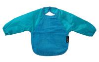 Mum 2 Mum Sleeved Wonder Bib (6-18 Months) - Teal