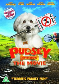 Pudsey The Dog: The Movie on DVD