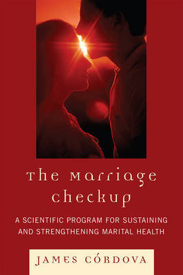 The Marriage Checkup by James V Cordova image