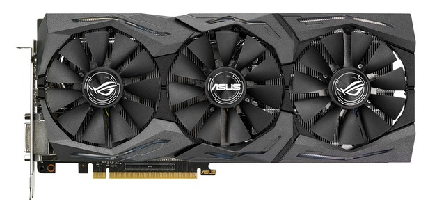 ASUS ROG Strix GeForce GTX 1080 8GB Graphics Card