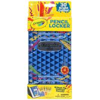 Crayola: Coloured Pencil Locker Set