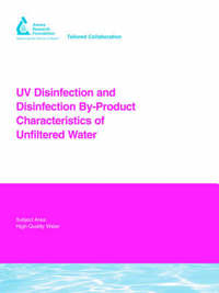 UV Disinfection and Disinfection By-Product Characteristics of Unfiltered Water by P Wobma
