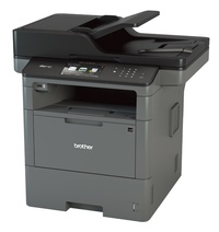 Brother MFCL6700DW 46ppm Mono Laser MFC Printer WiFi image