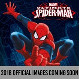 Spiderman Ultimate 2018 Square Wall Calendar