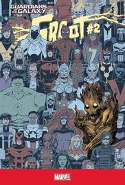 Guardians of the Galaxy Groot 2 by Jeff Loveness