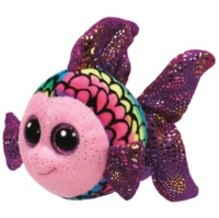 Ty Beanie Boo: Flippy Multi Fish - Small Plush image