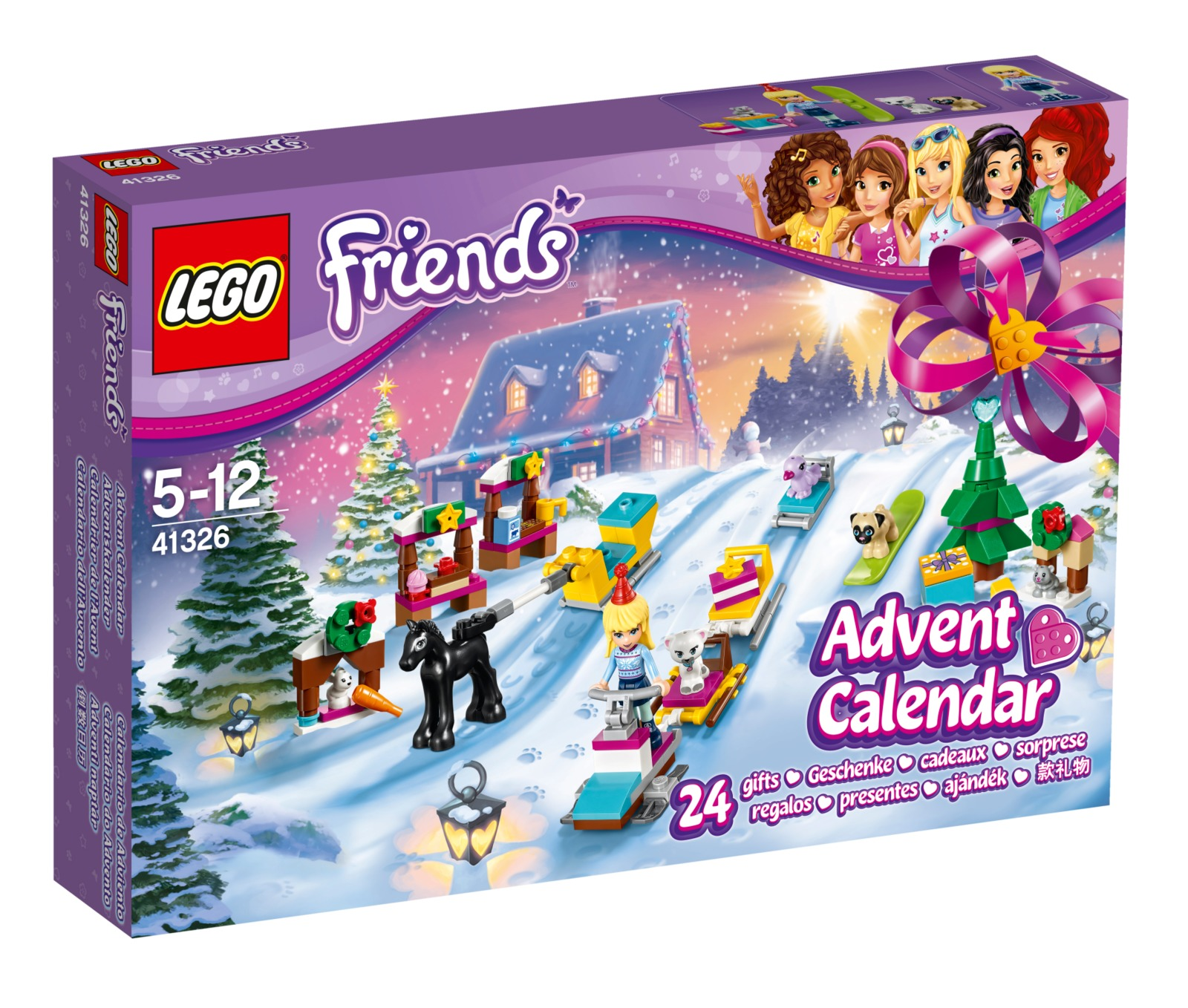 lego star wars adventi naptár 2019 LEGO Friends: Advent Calendar (41326) | Toy | at Mighty Ape NZ lego star wars adventi naptár 2019