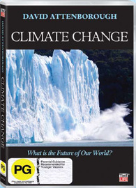 David Attenborough: Climate Change on DVD