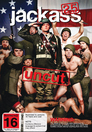 Jackass 2.5 on DVD