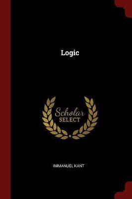 Logic by Immanuel Kant image