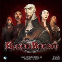 Blood Bound - 2nd Edition