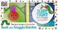 The Very Hungry Caterpillar Book and Snuggle Blanket by Eric Carle