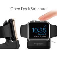 Spigen Apple Watch Night Stand Black image