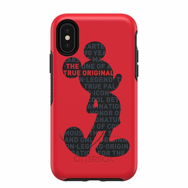 Otterbox Mickey Mouse Phone Case For Iphone X Xs At