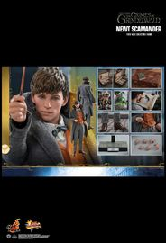 "Fantastic Beasts: Newt Scamander - 12"" Articulated Figure image"