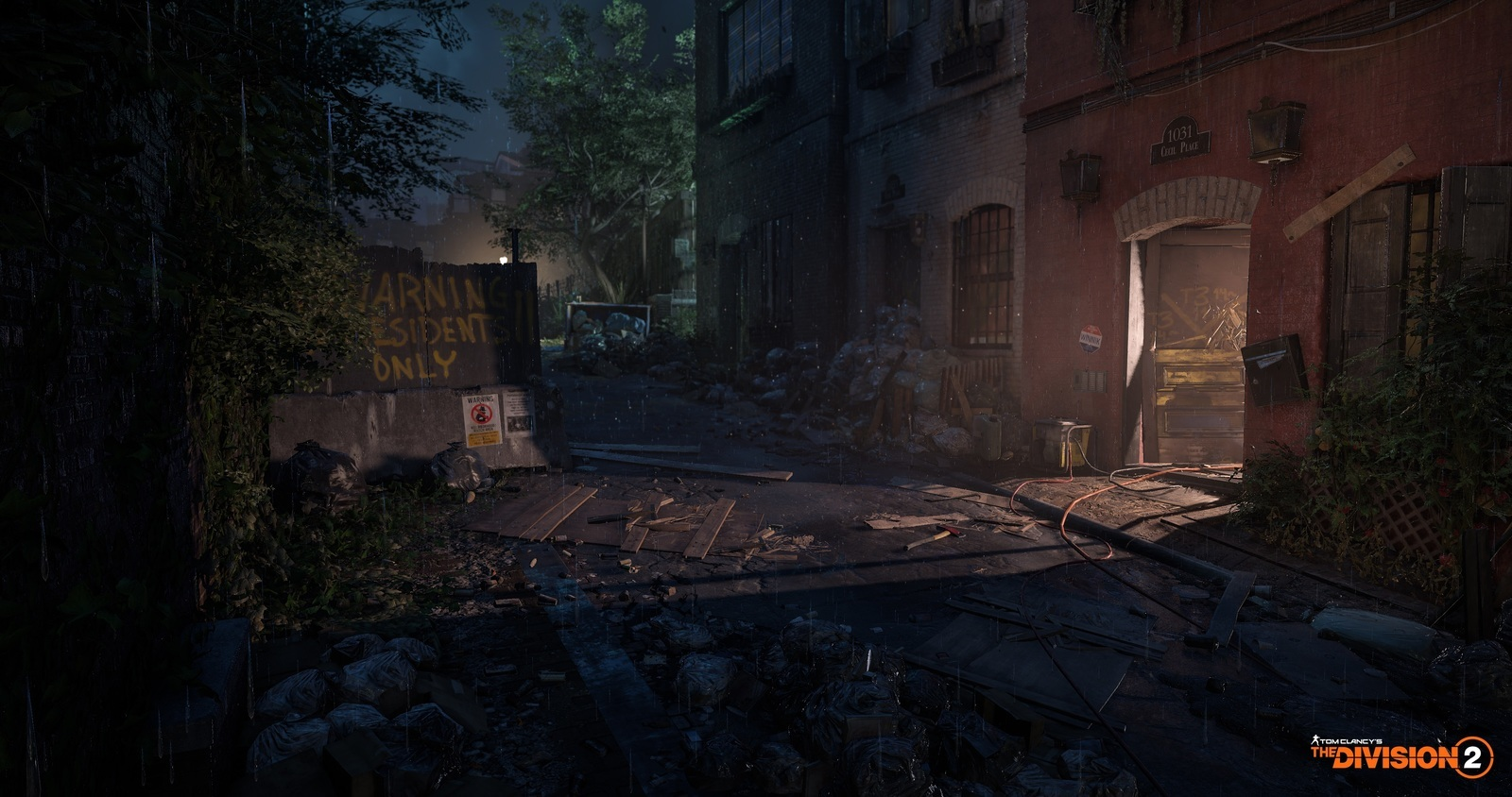 Tom Clancy's The Division 2 for PC image